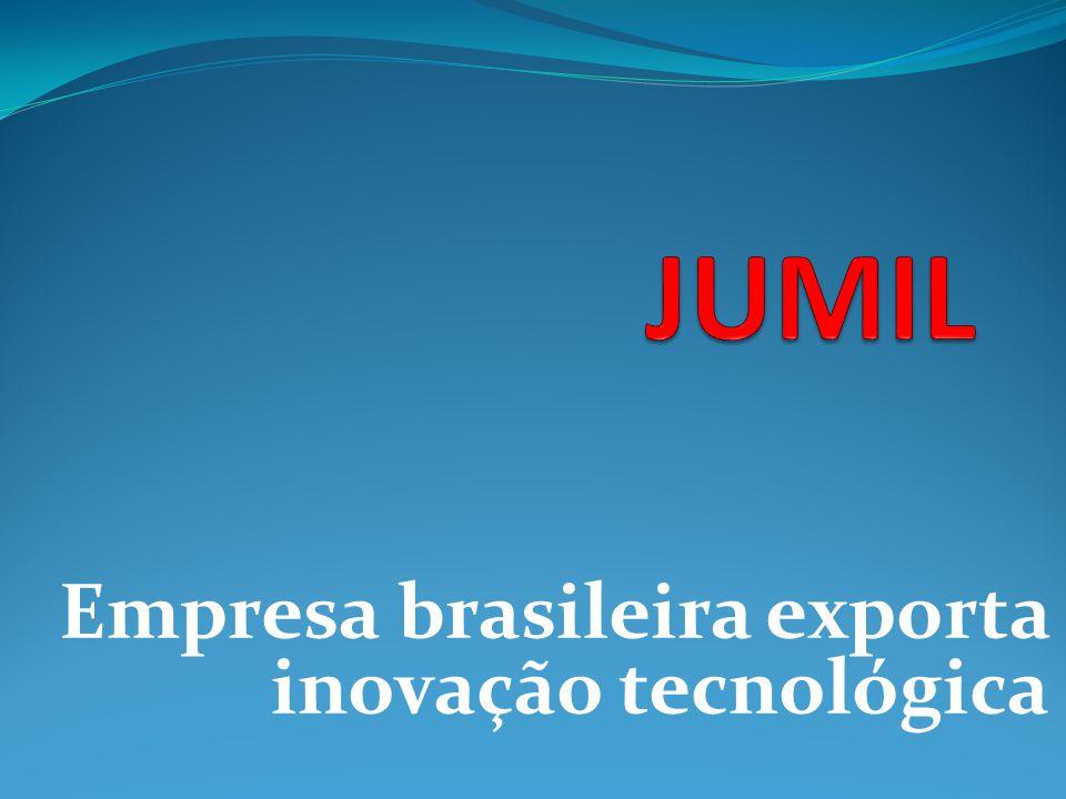 Empresa brasileira exporta inovação tecnológica