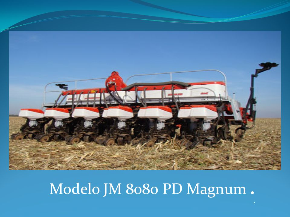 Modelo JM 8080 PD Magnum . ,