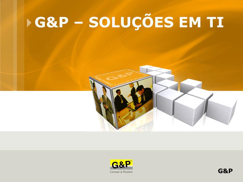 G&P – SOLUÇÕES EM TI M G&P