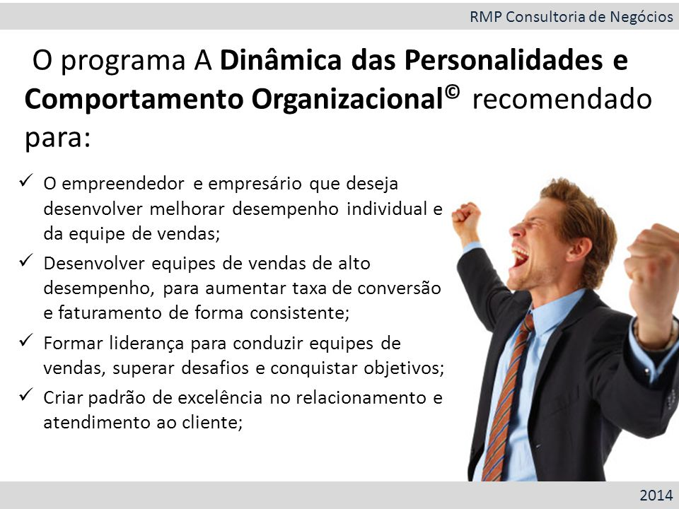 RMP Consultoria de Negócios