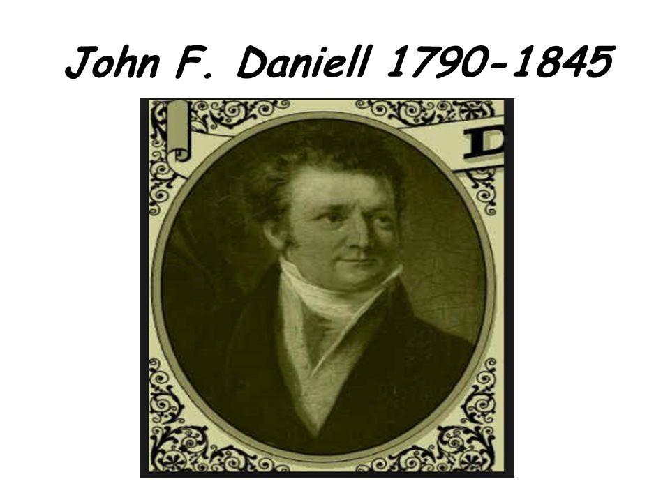 John F. Daniell 1790-1845