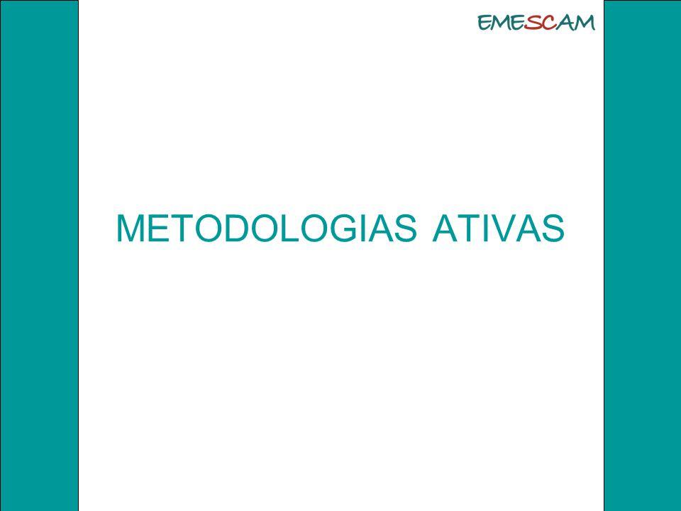 METODOLOGIAS ATIVAS