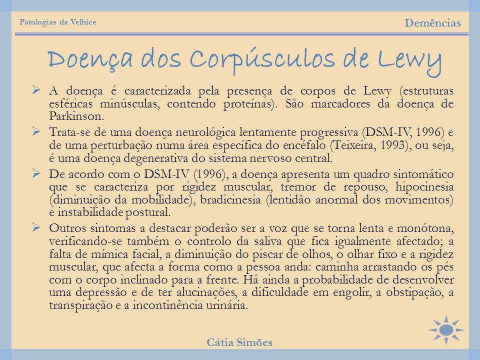 Doença dos Corpúsculos de Lewy