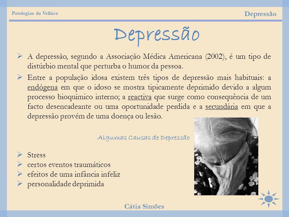 Algumas Causas de Depressão