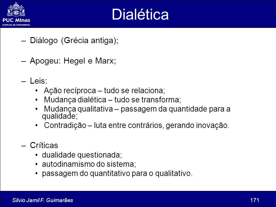 Dialética Diálogo (Grécia antiga); Apogeu: Hegel e Marx; Leis: