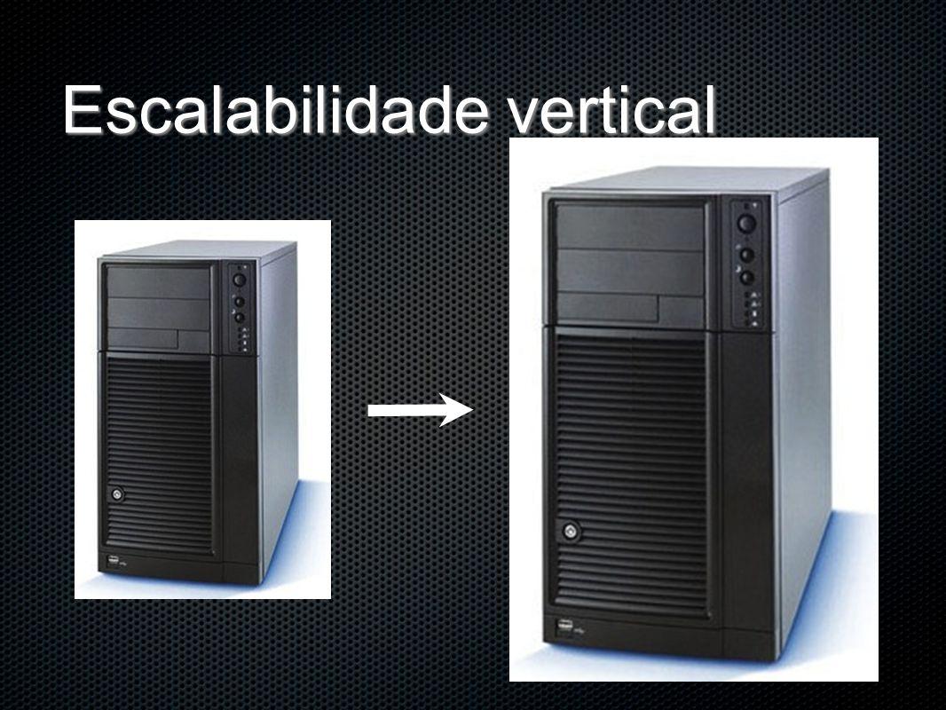 Escalabilidade vertical