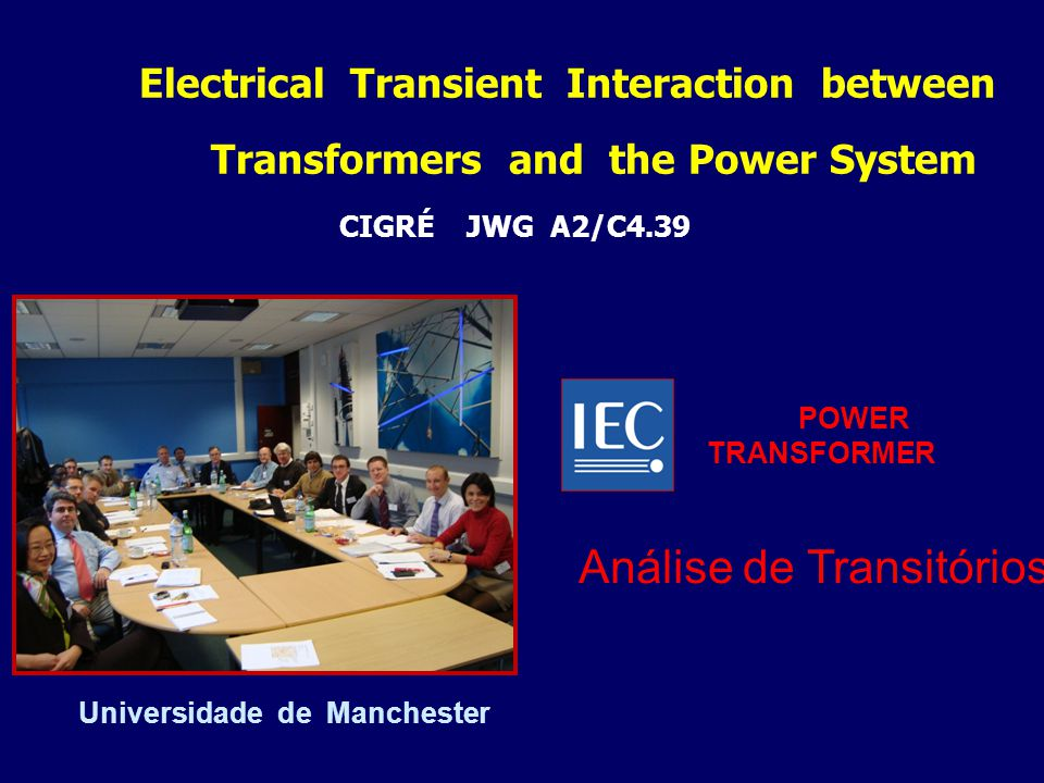Transformers and the Power System