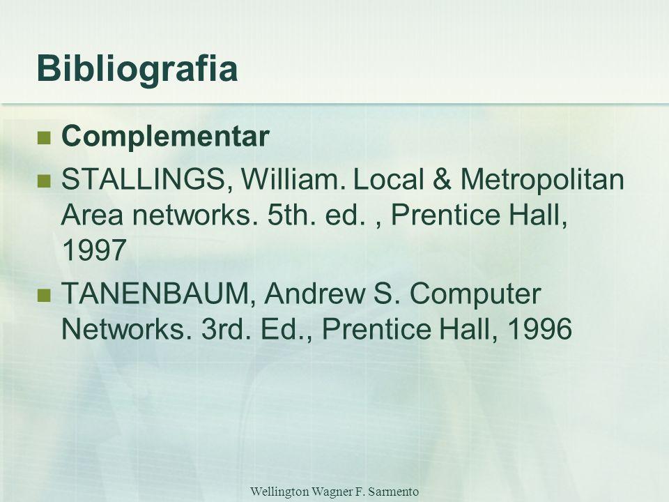 Wellington Wagner F. Sarmento