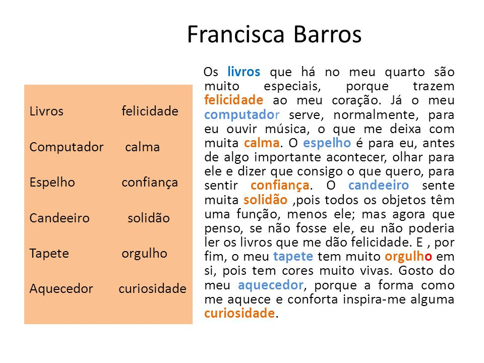 Francisca Barros