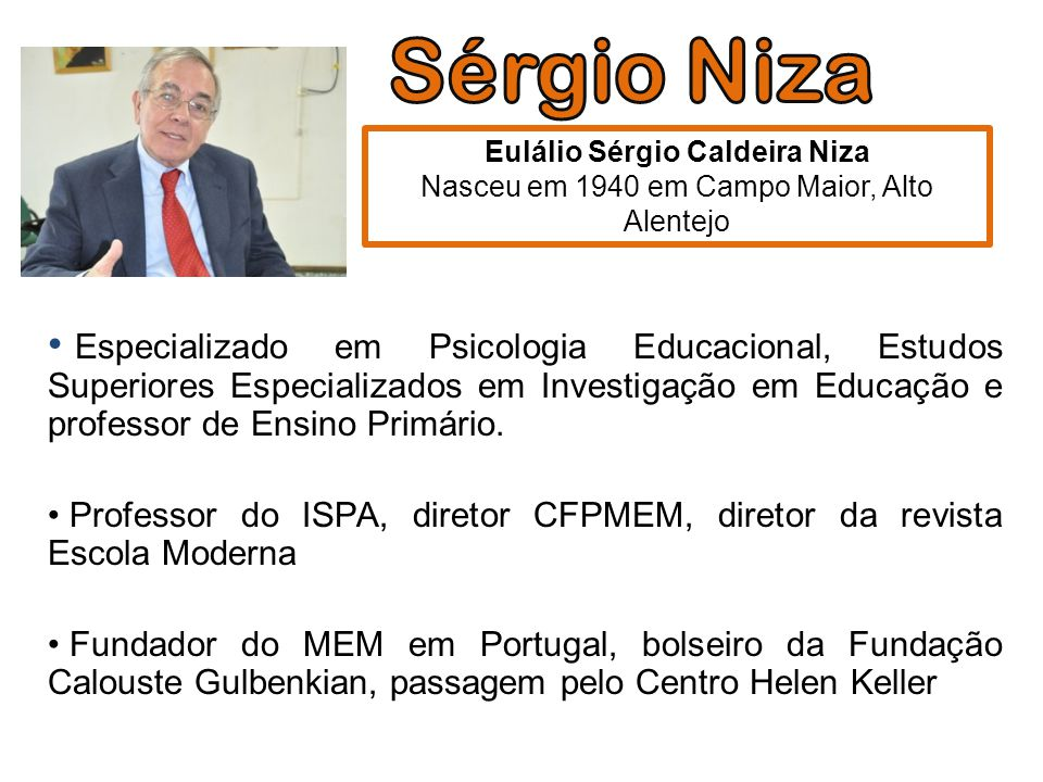 Eulálio Sérgio Caldeira Niza