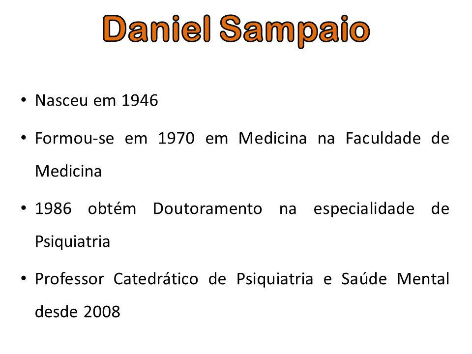 Daniel Sampaio Nasceu em 1946