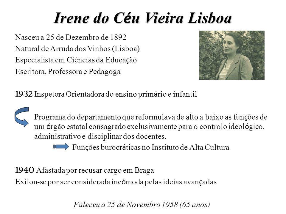 Irene do Céu Vieira Lisboa