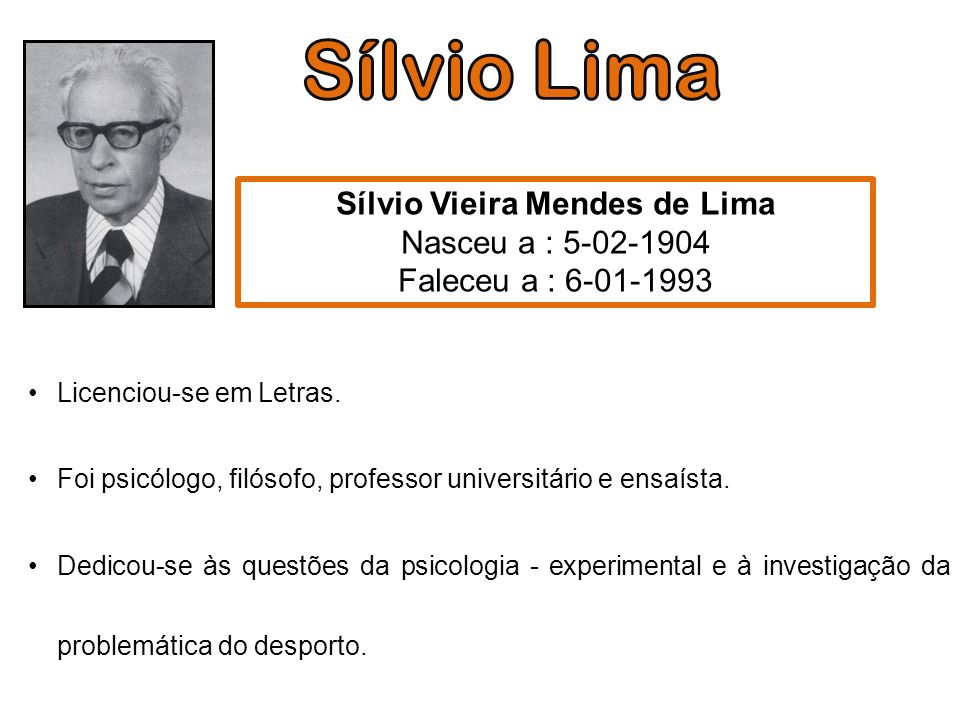 Sílvio Vieira Mendes de Lima
