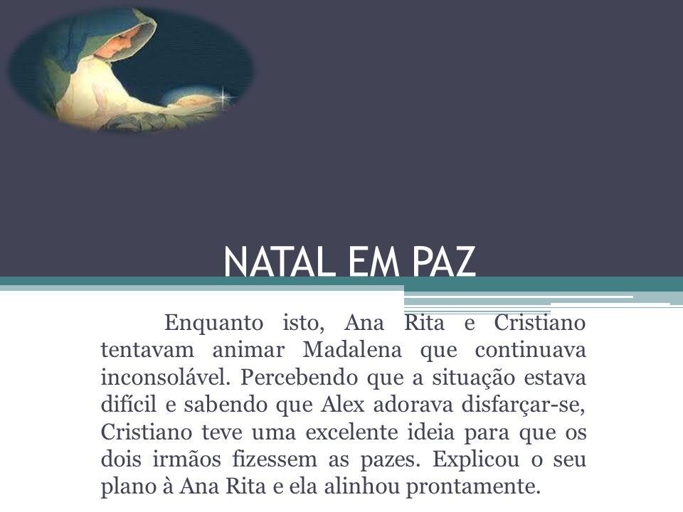NATAL EM PAZ