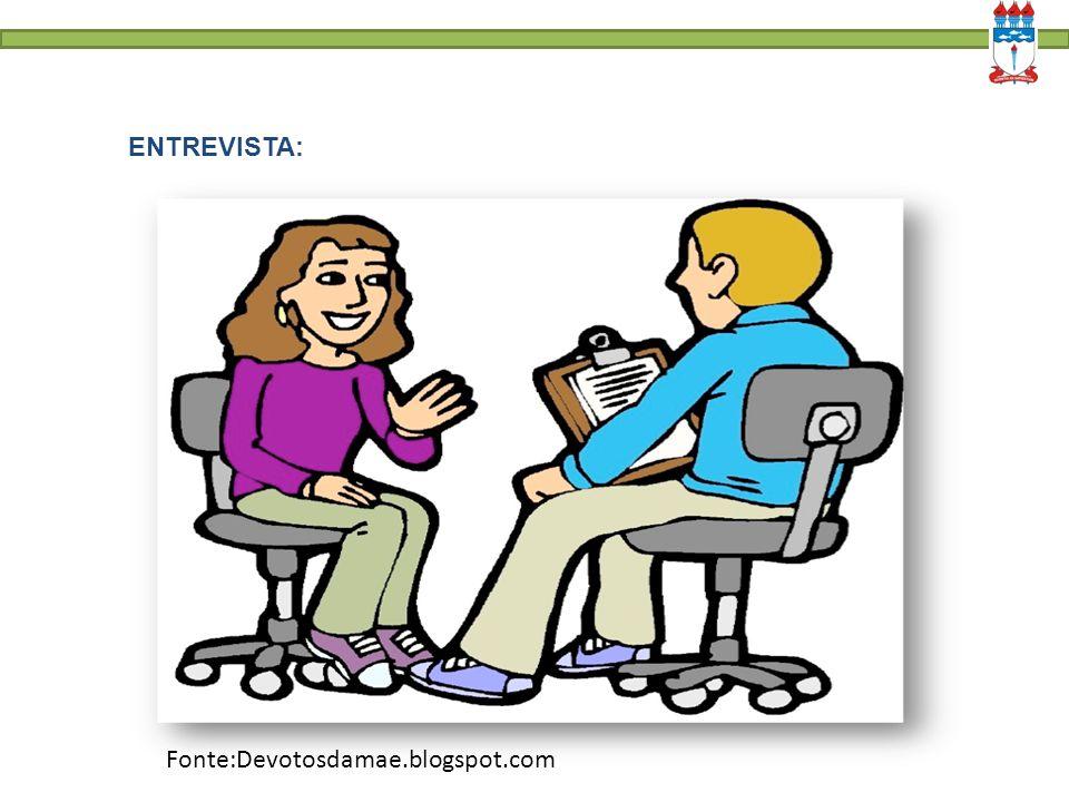 ENTREVISTA: Fonte:Devotosdamae.blogspot.com