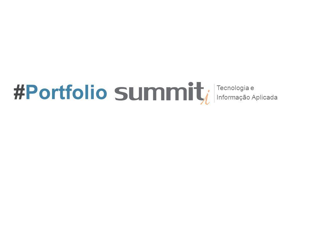 #Portfolio Tecnologia e Informação Aplicada