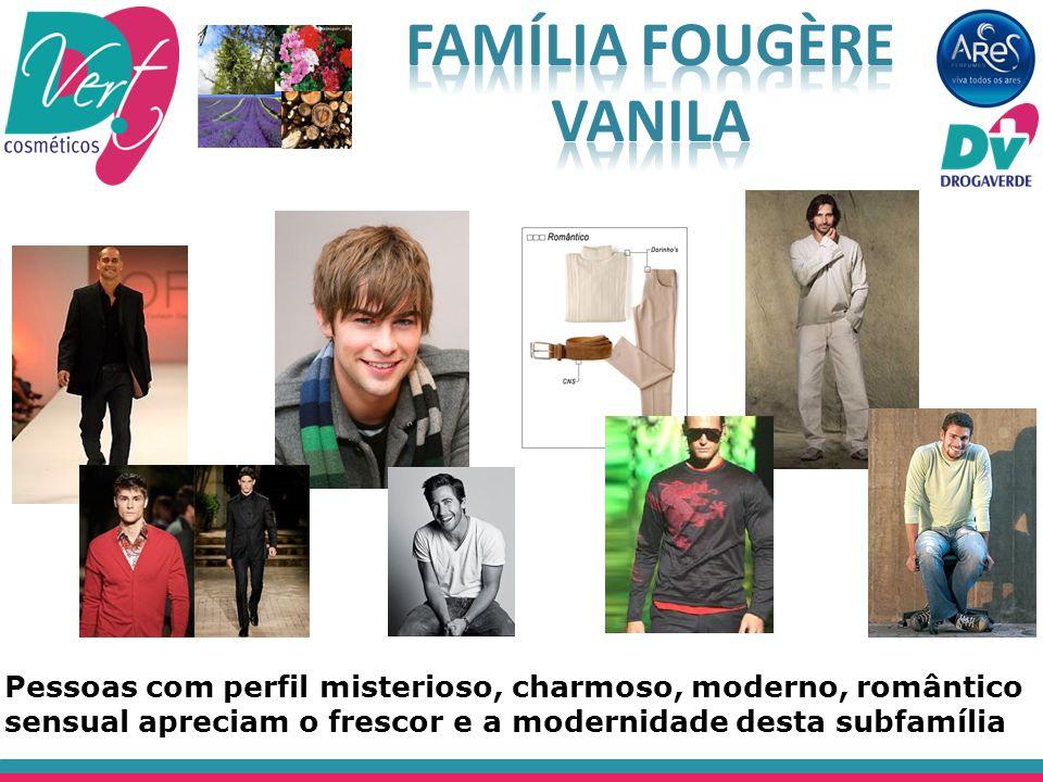 Família Fougère Vanila
