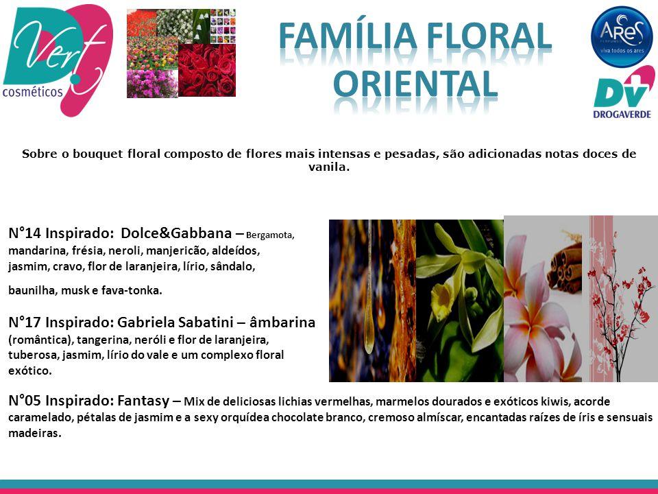 Família Floral Oriental