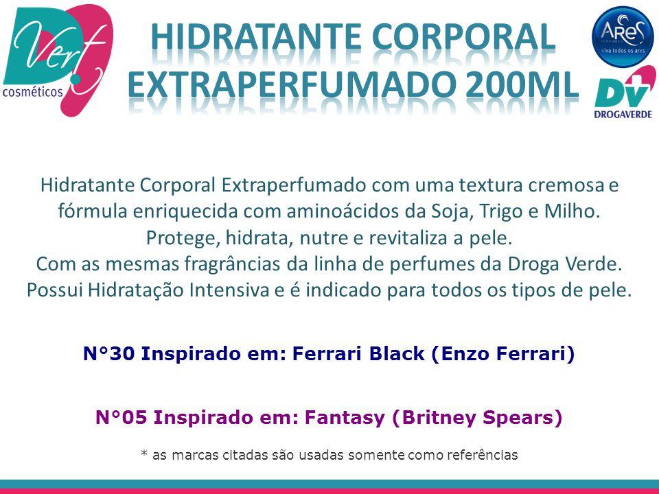 Hidratante Corporal Extraperfumado 200ml