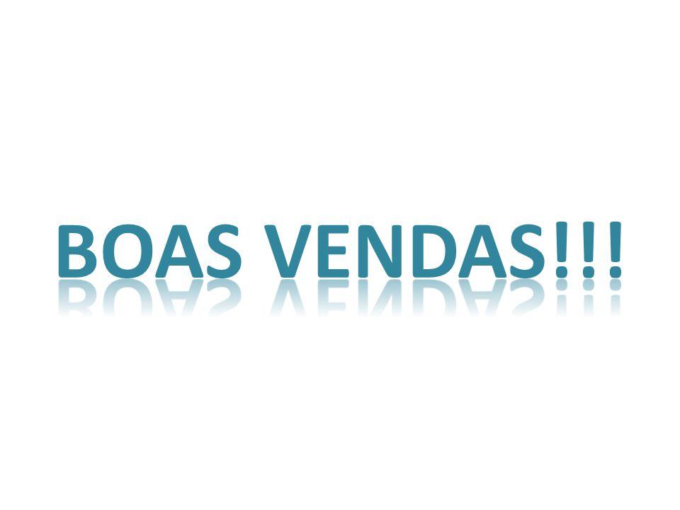 Boas Vendas!!!