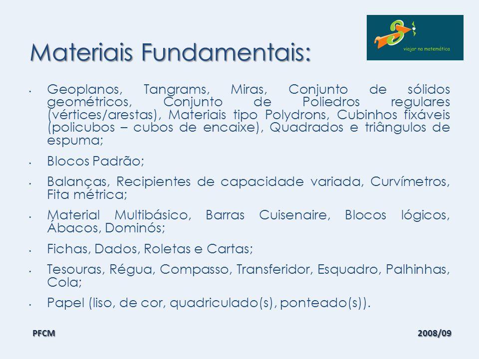 Materiais Fundamentais: