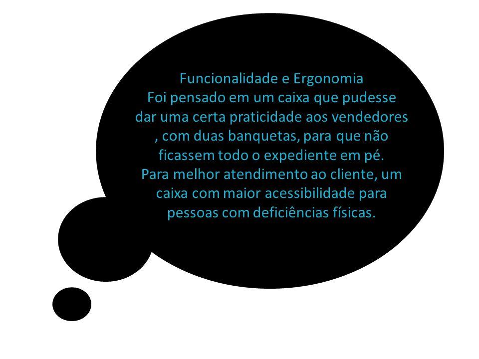 Funcionalidade e Ergonomia