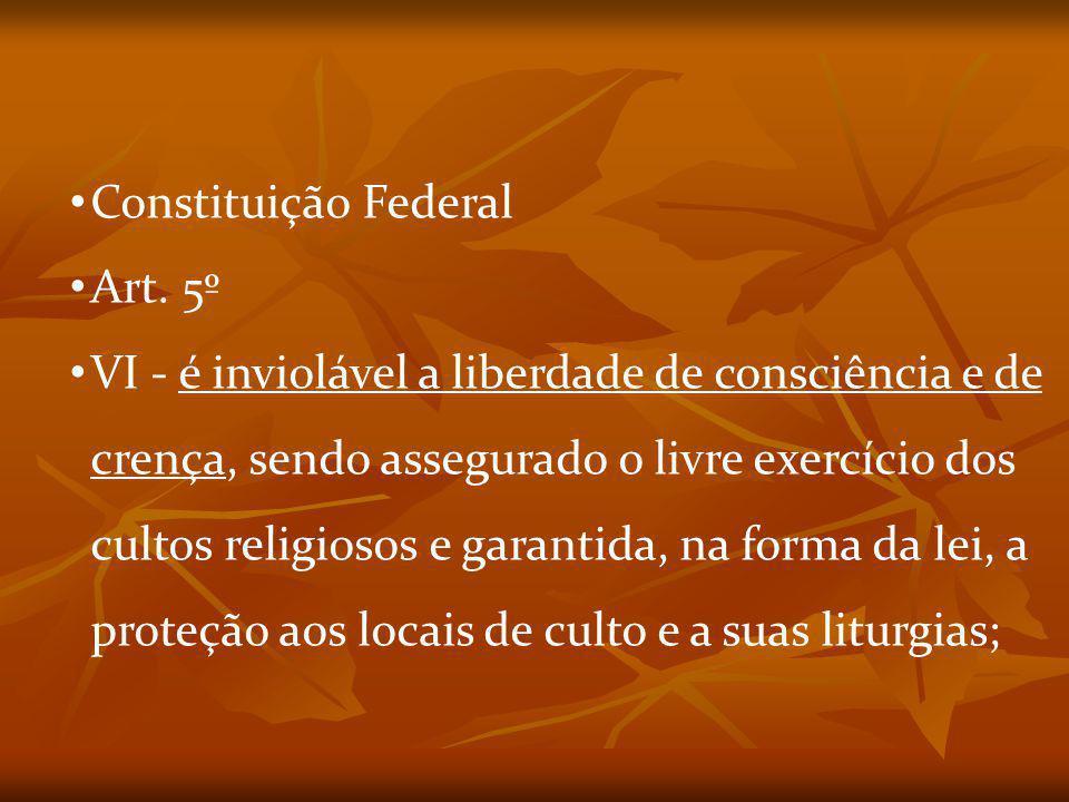 Constituição Federal Art. 5º.