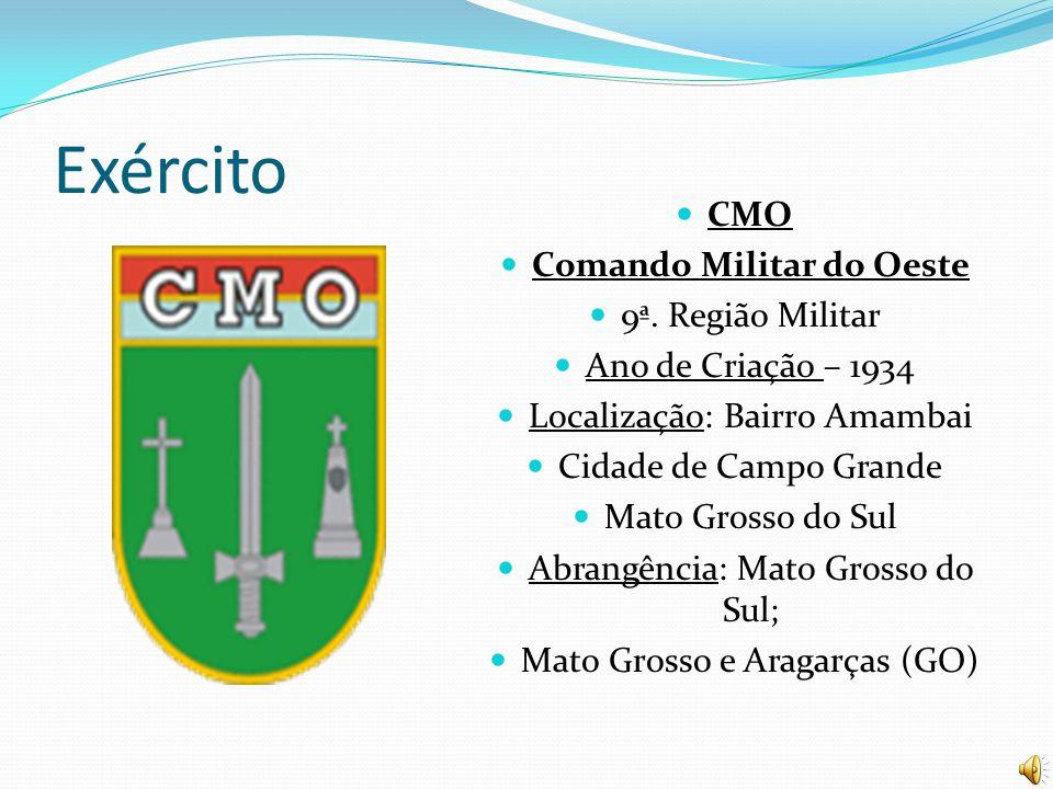 Comando Militar do Oeste
