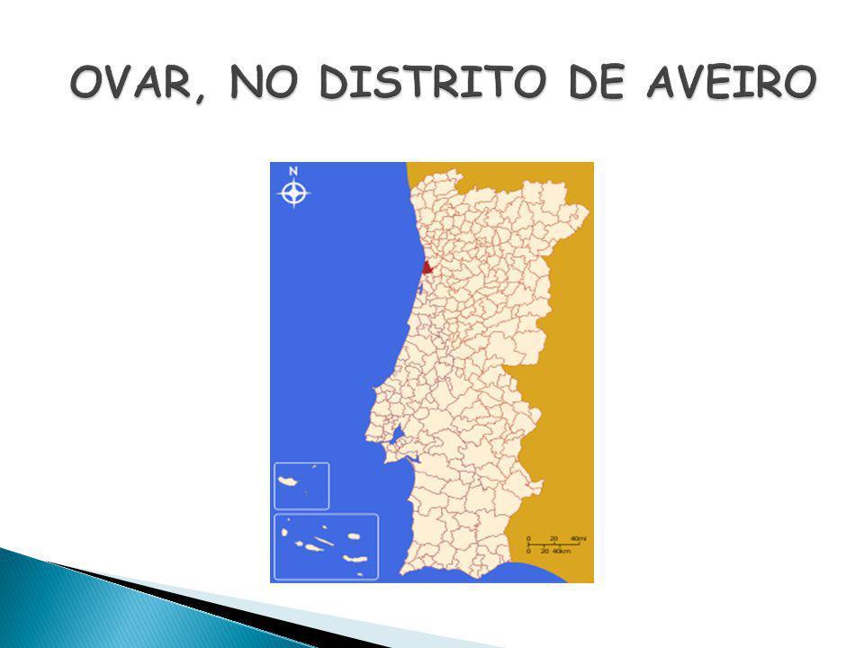 OVAR, NO DISTRITO DE AVEIRO