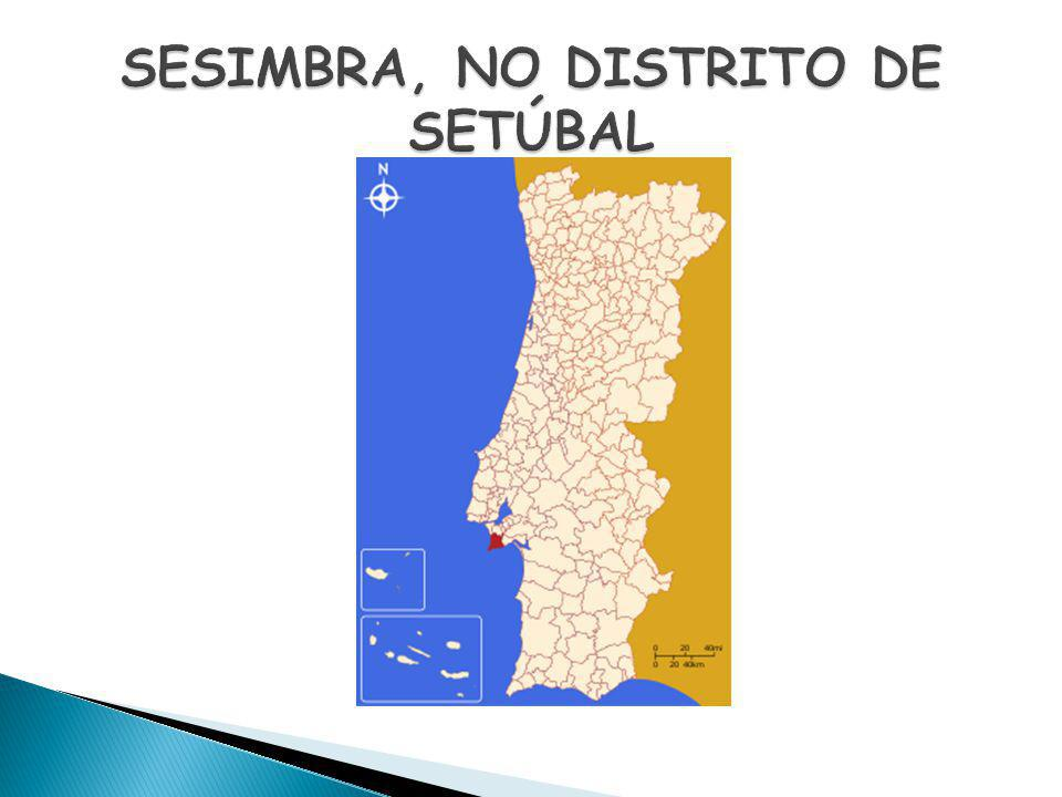 SESIMBRA, NO DISTRITO DE SETÚBAL