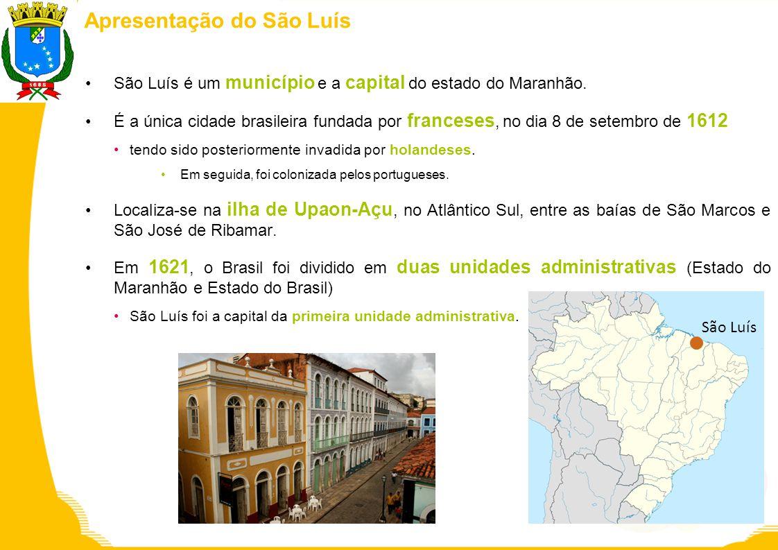 Apresentação do São Luís
