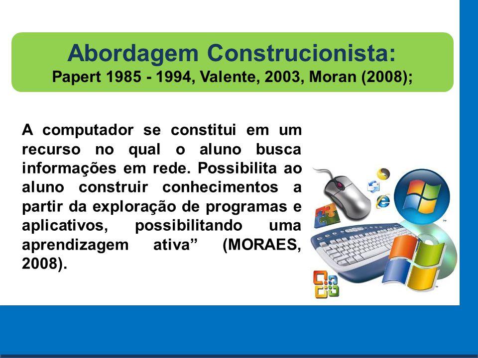 Abordagem Construcionista: