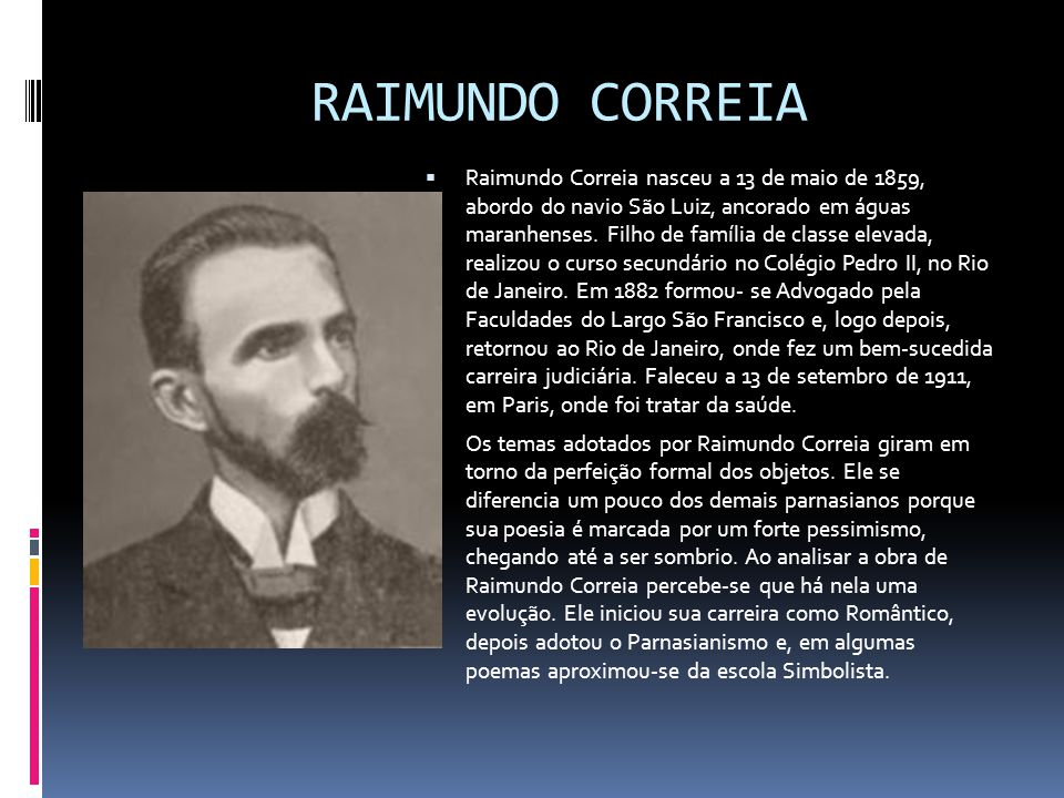 RAIMUNDO CORREIA
