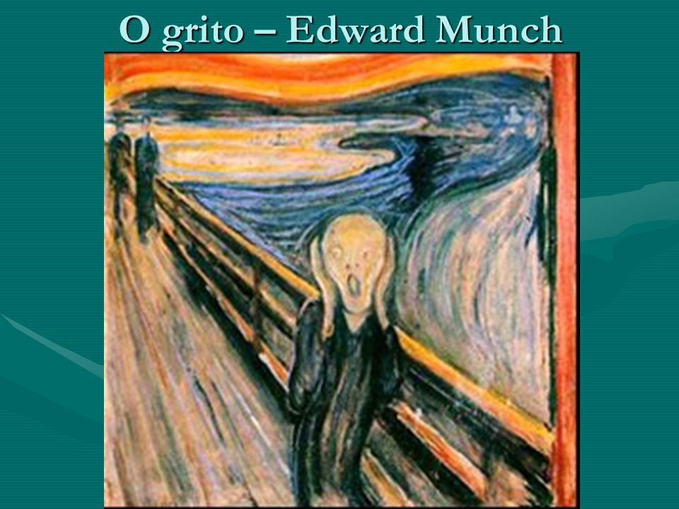 O grito – Edward Munch