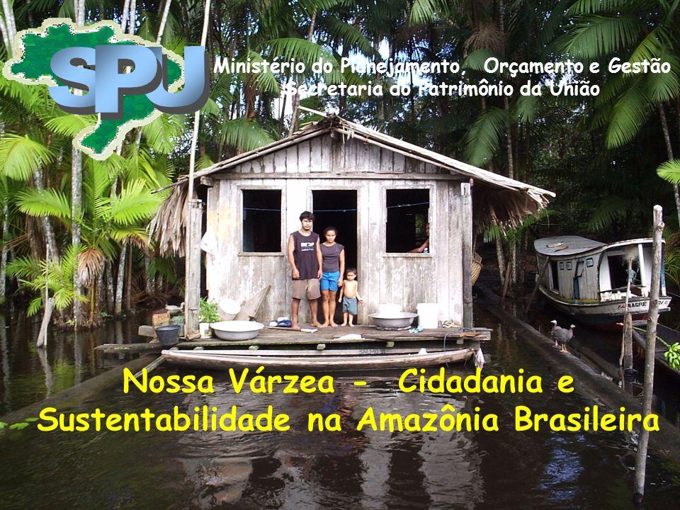Nossa Várzea - Cidadania e Sustentabilidade na Amazônia Brasileira