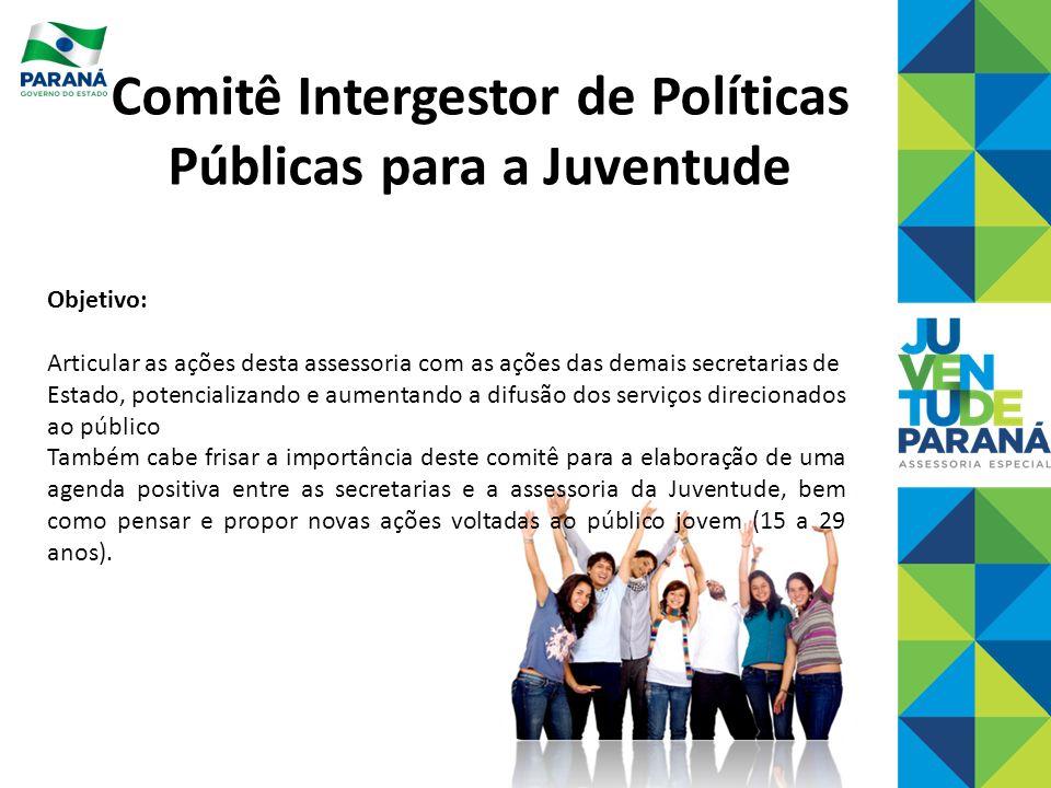 Comitê Intergestor de Políticas Públicas para a Juventude