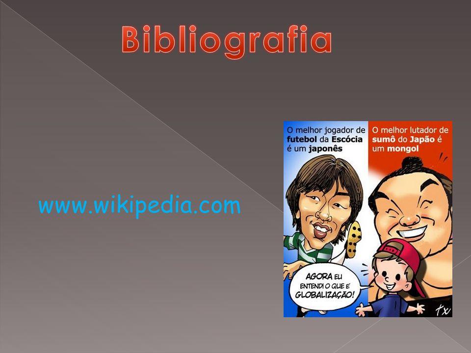 Bibliografia www.wikipedia.com