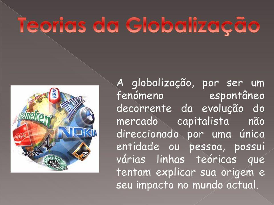 Teorias da Globalização