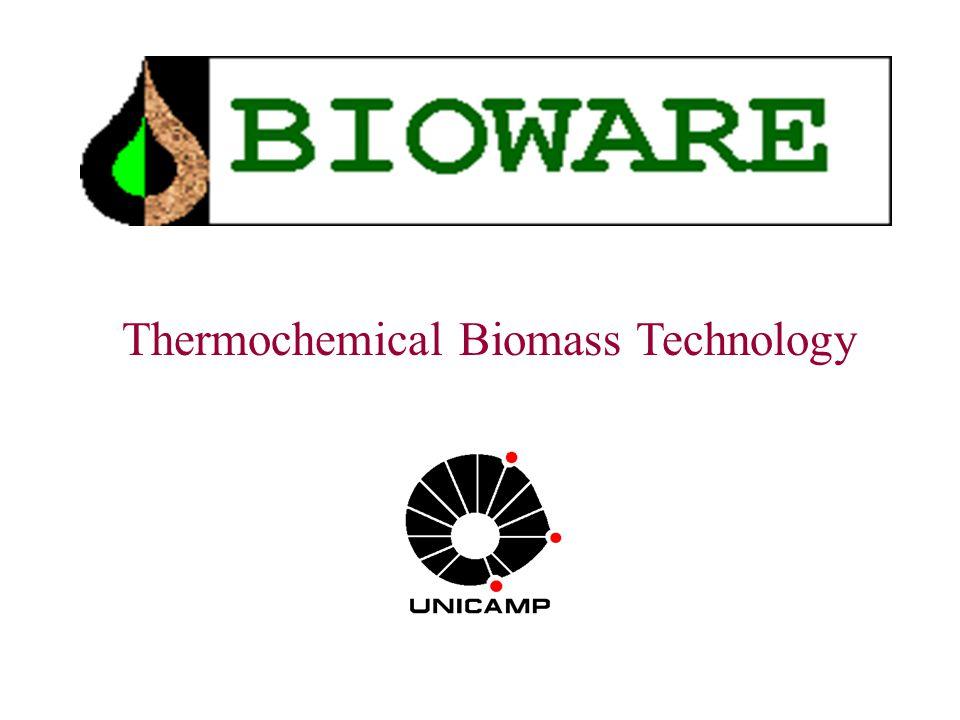 Thermochemical Biomass Technology