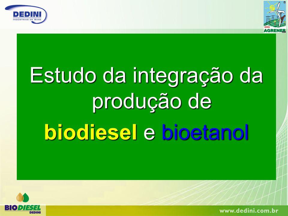 Estudo da integração da produção de