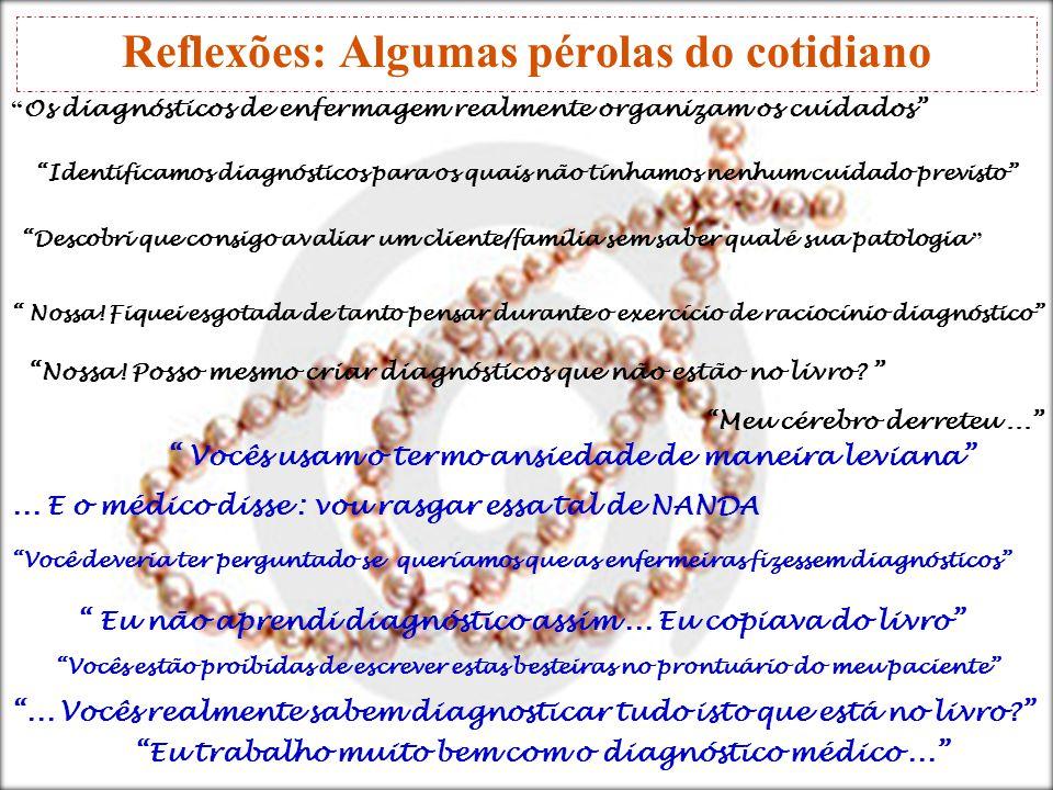 Reflexões: Algumas pérolas do cotidiano