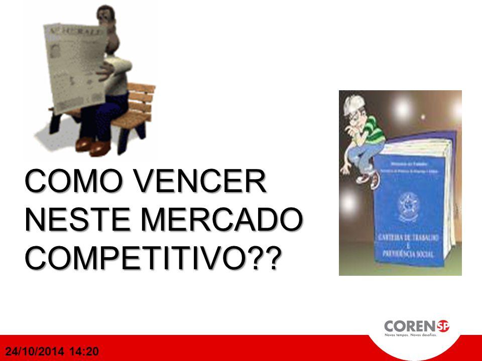 COMO VENCER NESTE MERCADO COMPETITIVO