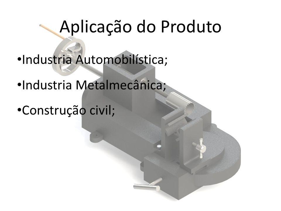 Aplicação do Produto Industria Automobilística;