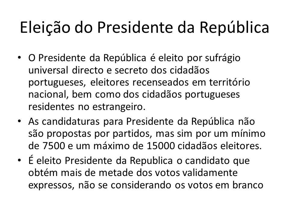 Eleição do Presidente da República