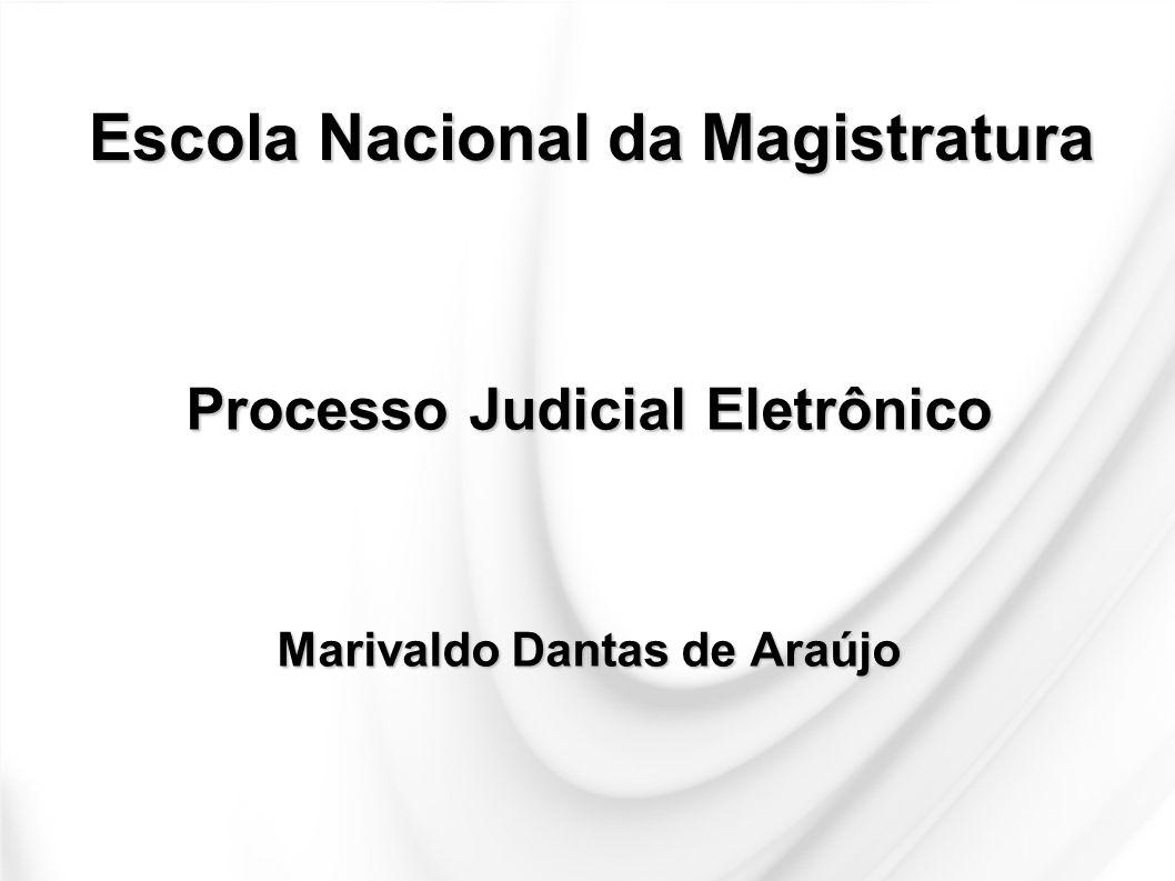 Escola Nacional da Magistratura