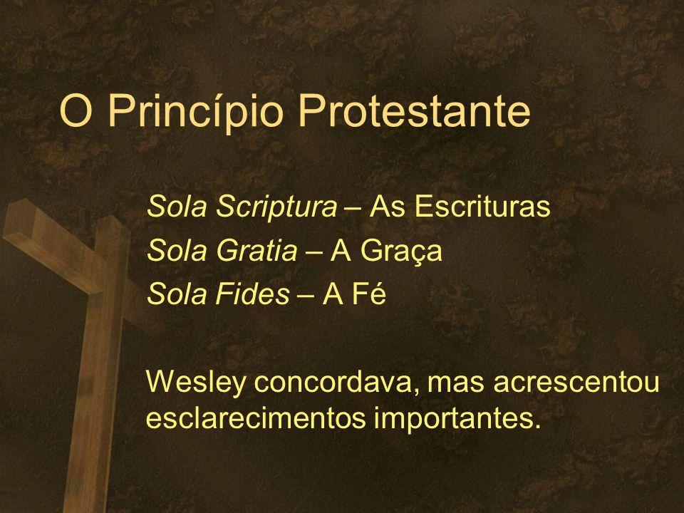 O Princípio Protestante
