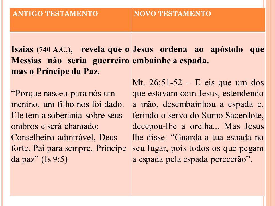 Jesus ordena ao apóstolo que embainhe a espada.