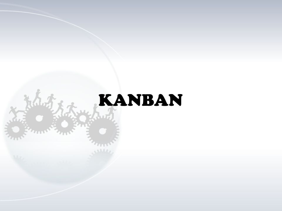 KANBAN Half Circle (Advanced)