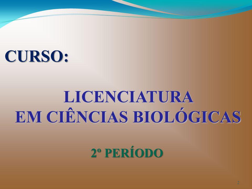 EM CIÊNCIAS BIOLÓGICAS