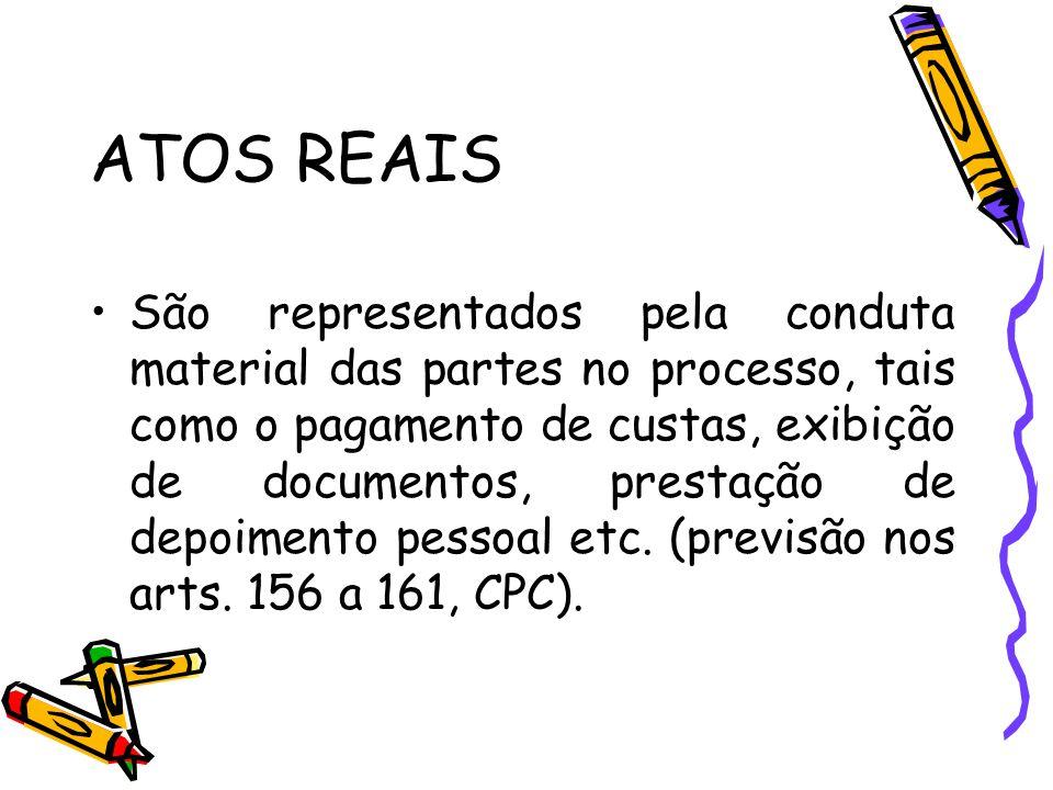 ATOS REAIS